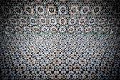 Grunge marokkaanse interieur — Stockfoto