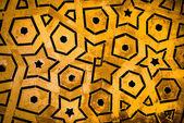 Sfondo grunge con ornamenti orientali — Foto Stock