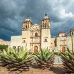 Church of Santo Domingo — Stock Photo