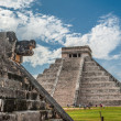 El Castillo — Stock Photo #37387477