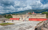 Ruins of Mitla — Stock Photo