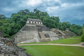 Ruins of Palenque, Mexico — Stockfoto