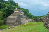 Ruins of Palenque, Mexico — Stock Photo