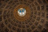 Interiér siena duomo, toskánsko, itálie — Stock fotografie