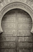 古代のドア — ストック写真