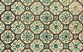 Traditional Portuguese tiles — Stock Photo