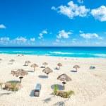 Cancun beach — Stock Photo #50796815