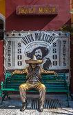 Brave Mexican man — ストック写真