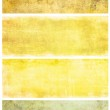 Set of grunge backgrounds with space for text or image — Stock Photo #9478882