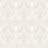 Seamless greek Art Nouveau pattern — Stock Vector