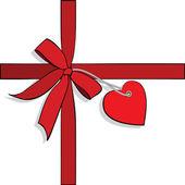 Elements to Valentine's Day — Stok Vektör