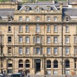 Stock Photo: Neoclassical architecture in centre of Newcastle, England
