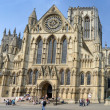 York Minster Cathedral, York, England — Stock Photo