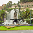 Plazdel General Torrijos in Malaga — Stock Photo #12780985