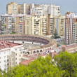 Cityscape of Malaga, Spain - Stock Photo