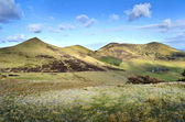 Landscape from Scotland's Pentlands Hills — Stock Photo
