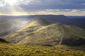 Landscape from Scotland's Pentland Hills — Stock Photo