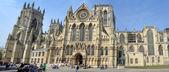 York Minster Cathedral, York, England — Stock Photo