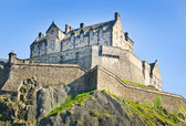 Edinburgh Castle, Scotland — Stock Photo