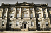 Georgian House, Charlotte Square, Edinburgh, Scotland — Stock Photo