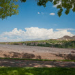 Tree against the sky — Stock Photo #13620410