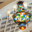 Stock Photo: Beautiful chandelier