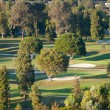 Golf place with nice green — Stock Photo #14096193
