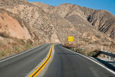 Mountain roud — Stock Photo