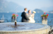 Fountaine — Stock Photo