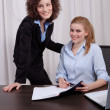 Stock Photo: Office workers