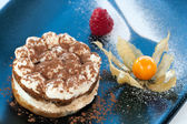 Coffee Titamisu dessert. — Stock Photo