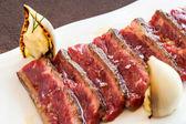 Appetizing beef filet mignon. — Stock Photo