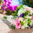 Colorfull flower bouquet. — Stock Photo