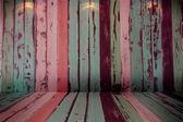 Vintage farbe wand — Stockfoto