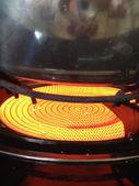 Gas stove — Stock Photo
