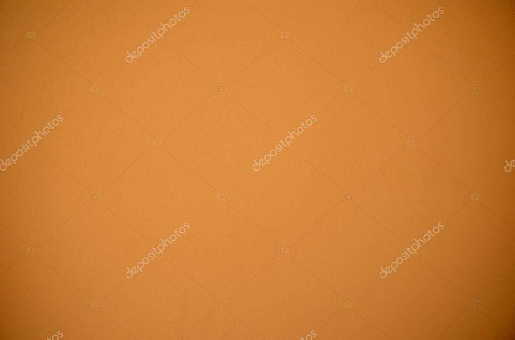 Orange Wall for Test Interior Design and background — Stock Photo #17876687