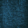 Постер, плакат: Old blue fabric texture