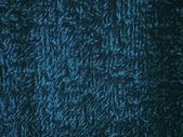 Old blue fabric texture — Stockfoto