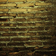 Old yellow brick - Foto Stock