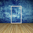 Empty Room with Door — Stock Photo