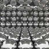 铬球 — 图库照片