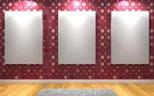 Gallery Interior  — Stock Photo