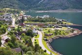 Eidfjord, Norway — Stock Photo