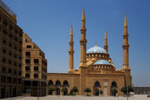 The Magnificent Mohammed el-Amine Mosque in downtoun Beirut, Leb — Stock Photo
