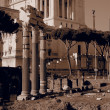Постер, плакат: Ruins of ancient Rome
