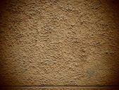 Plastered wall background — Stockfoto