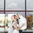 Just Married — Foto de Stock