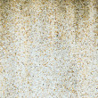 Foto Stock: Concrete wall covered by pebble dash