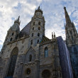 St. Stephan cathedral in Vienna, Austria — Stock Photo #15594437