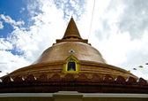 Phra Pathom Chedi of Nakhon Pathom Thailand. — Stock Photo